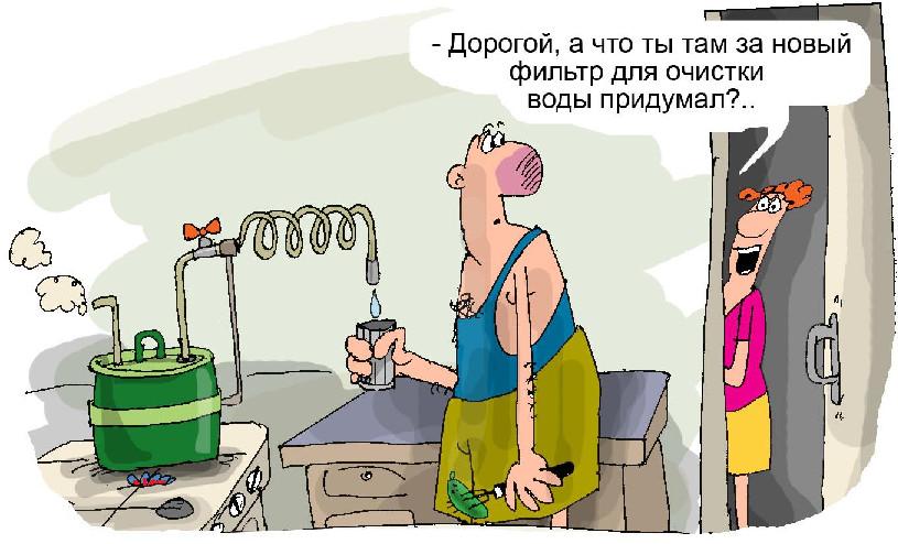 Николай Крутиков - к изобретению водки