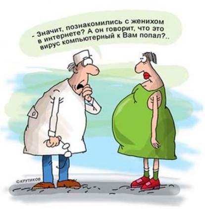 Всемирный День контрацепции. Николай Крутиков.