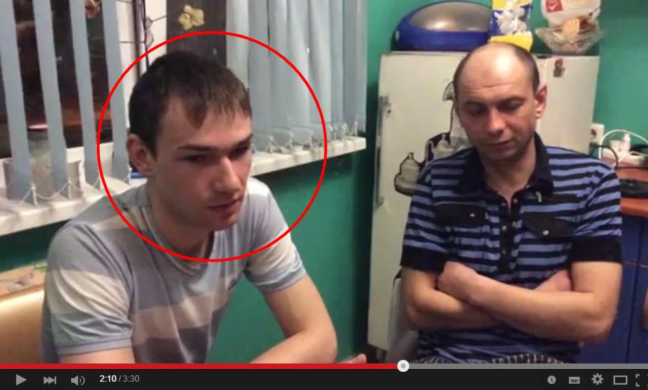 Из видео, выложенного Ильей Белоусом и его соратниками