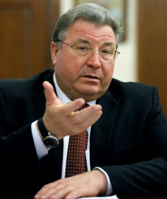 Глава Мордовии Владимир Волков. в его отчетах. Мордовия - один из локомотивов страны, очень успешный регион